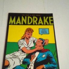 Cómics: MANDRAKE - TIRAS DIARIAS 1944/45 - MUY BUEN ESTADO - EDITORIAL MAGERIT S.L. - GORBAUD. Lote 198597176