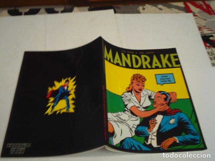 Cómics: MANDRAKE - TIRAS DIARIAS 1944/45 - MUY BUEN ESTADO - EDITORIAL MAGERIT S.L. - GORBAUD - Foto 2 - 198597176