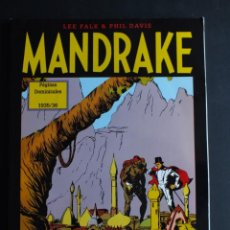 Comics: MANDRAKE LEE FALK - PHIL DAVIS PAGINAS DOMINICALES 1935/36 Nº 1 MAGERIT. Lote 198791368