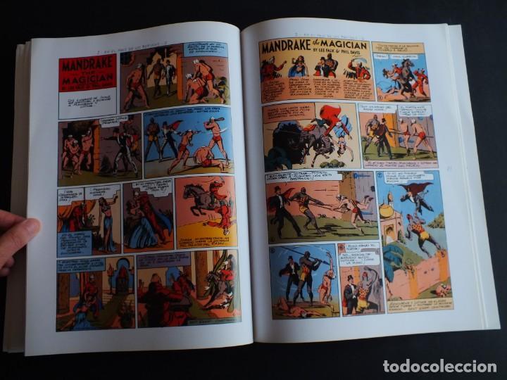 Cómics: MANDRAKE LEE FALK - PHIL DAVIS PAGINAS DOMINICALES 1935/36 Nº 1 MAGERIT - Foto 4 - 198791368