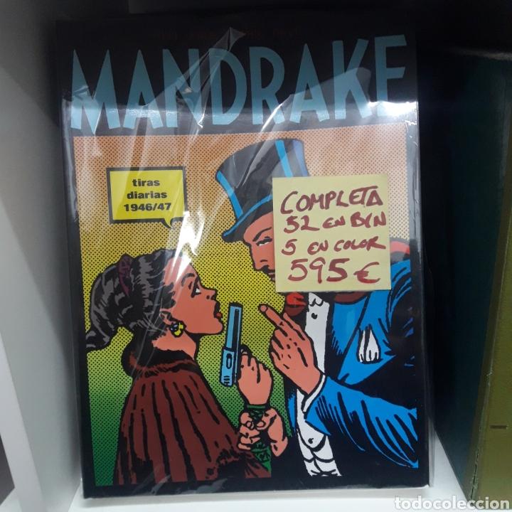MANDRAKE DE EDITORIAL MAGERIT (Tebeos y Comics - Magerit - Mandrake)