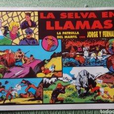 Cómics: TEBEOS-COMICS GOYO - JORGE Y FERNANDO 40 - LA PATRULLA DEL MARFIL - MAGERIT - AA98. Lote 214179726