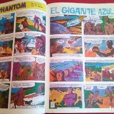 Cómics: TOMO PHANTOM EL HOMBRE ENMASCARADO - COMIC DEL 1 AL 13 (ENCUADERNADO -TAPAS CASERAS). Lote 218562281