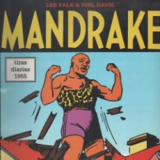 Cómics: MANDRAKE. TIRAS DIARIAS 1955 Nº 36.LEE FALK & PHIL DAVIS.DA. Lote 220596477