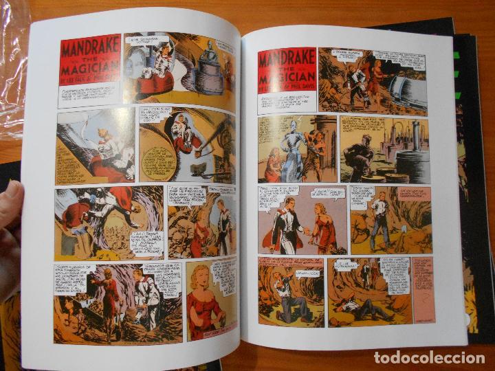Cómics: MANDRAKE PAGINAS DOMINICALES COMPLETA - 5 TOMOS - LEE FALK & PHIL DAVIS - MAGERIT (CC) - Foto 7 - 176239997