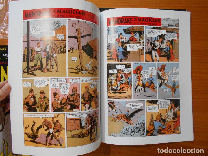 Cómics: MANDRAKE PAGINAS DOMINICALES COMPLETA - 5 TOMOS - LEE FALK & PHIL DAVIS - MAGERIT (CC) - Foto 8 - 176239997