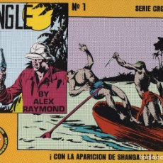 Cómics: JUNGLE JIM. Lote 223134400
