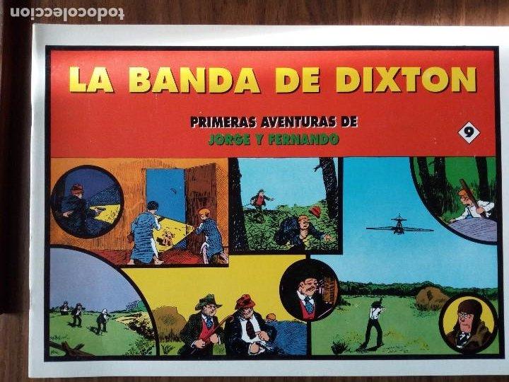 PRIMERAS AVENTURAS DE JORGE Y FERNANDO: LA BANDA DE DIXTON. NÚMERO 9 (Tebeos y Comics - Magerit - Jorge y Fernando)