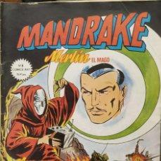 Cómics: MANDRAKE NÚMEROS 6 Y 14. Lote 224515957