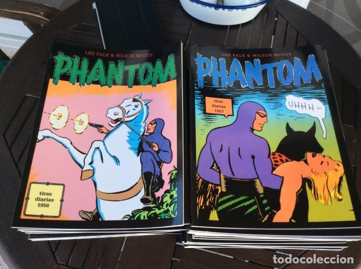 EL HOMBRE ENMASCARADO. THE PHANTOM. MAGERIT. 47 EJEMPLARES, TIRAS DIARIAS (Tebeos y Comics - Magerit - Phantom)