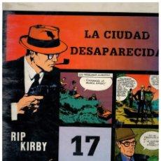 Cómics: RIP KIRBY. EPISODIO 53 - EUROCLUB MAGERIT - NUEVO. ENFUNDADO.. Lote 231897870