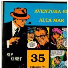 Cómics: RIP KIRBY. EPISODIO 71 - EUROCLUB MAGERIT - NUEVO. ENFUNDADO.. Lote 231898030