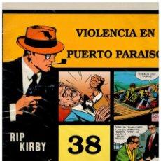 Cómics: RIP KIRBY. EPISODIO 74 - EUROCLUB MAGERIT - NUEVO. ENFUNDADO.. Lote 231898325