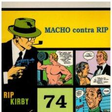 Cómics: RIP KIRBY. EPISODIO 110 - EUROCLUB MAGERIT - NUEVO. ENFUNDADO.. Lote 231898685
