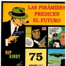 Cómics: RIP KIRBY. EPISODIO 111 - EUROCLUB MAGERIT - NUEVO. ENFUNDADO.. Lote 231898860