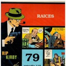 Cómics: RIP KIRBY. EPISODIO 115 - EUROCLUB MAGERIT - NUEVO. ENFUNDADO.. Lote 231899260
