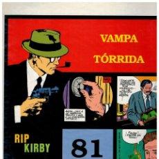 Cómics: RIP KIRBY. EPISODIO 117 - EUROCLUB MAGERIT - NUEVO. ENFUNDADO.. Lote 231899495