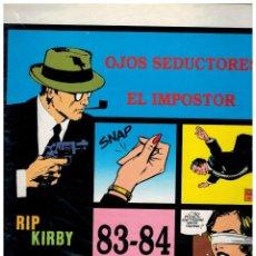Cómics: RIP KIRBY. EPISODIOS 119-120 - EUROCLUB MAGERIT - NUEVO. ENFUNDADO.. Lote 231900495