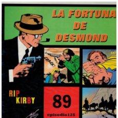 Cómics: RIP KIRBY. EPISODIO 125 - EUROCLUB MAGERIT - NUEVO. ENFUNDADO.. Lote 231901130