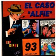 Cómics: RIP KIRBY. EPISODIO 129 - EUROCLUB MAGERIT - NUEVO. ENFUNDADO.. Lote 231901495