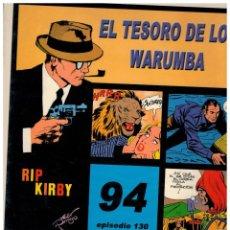 Cómics: RIP KIRBY. EPISODIO 130 - EUROCLUB MAGERIT - NUEVO. ENFUNDADO.. Lote 231901705