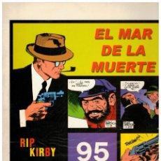Cómics: RIP KIRBY. EPISODIO 131 - EUROCLUB MAGERIT - NUEVO. ENFUNDADO.. Lote 231901845