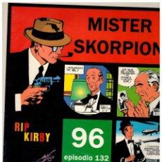 Cómics: RIP KIRBY. EPISODIO 132 - EUROCLUB MAGERIT - NUEVO. ENFUNDADO.. Lote 231901965