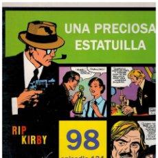 Cómics: RIP KIRBY. EPISODIO 134 - EUROCLUB MAGERIT - NUEVO. ENFUNDADO.. Lote 231902855