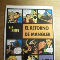 Cómics: RIP KIRBY 15º EPISODIO EL RETORNO DE MANGLER EDITA EUROCLUB MAGERIT S.L.. Lote 232025670