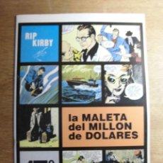 Cómics: RIP KIRBY 17º EPISODIO LA MALETA DEL MILLÓN DE DÓLARES EDITA EUROCLUB MAGERIT S.L.. Lote 232026070