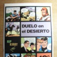 Cómics: RIP KIRBY 19º EPISODIO DUELO EN EL DESIERTO EDITA EUROCLUB MAGERIT S.L.. Lote 232026395