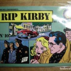 Cómics: RIP KIRBY BY ALEX RAYMOND Nº 10 EDICIÓN CRONOLÓGICA EDICIONES ESEUVE ART COMICS. Lote 232028095