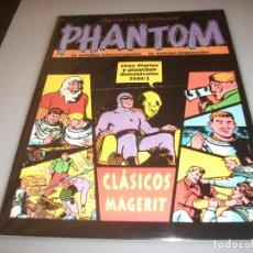 Cómics: PHANTOM MAGERIT TIRAS DIARIAS Y PLANCHAS DOMINICALES 1949/1. Lote 242927970