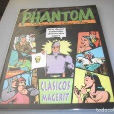 Cómics: PHANTOM MAGERIT TIRAS DIARIAS Y PLANCHAS DOMINICALES 1950/1. Lote 242927975