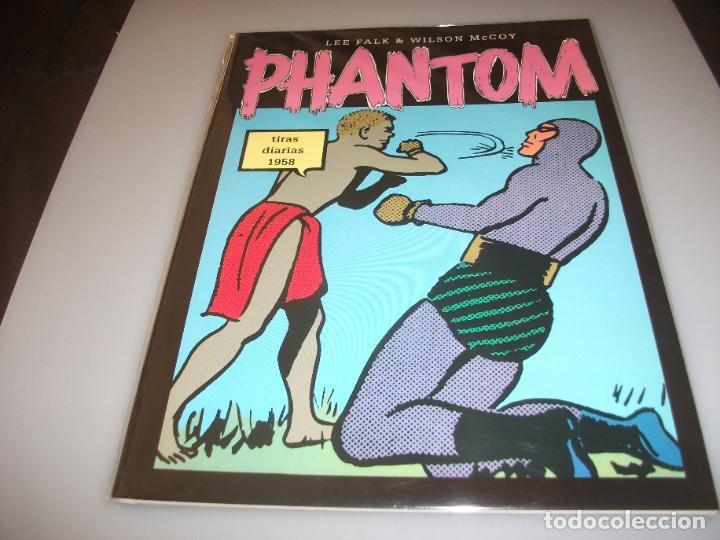 PHANTOM MAGERIT TIRAS DIARIAS Y PLANCHAS DOMINICALES 1958 (Tebeos y Comics - Magerit - Phantom)