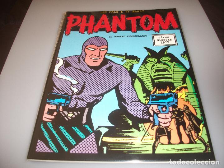 PHANTOM MAGERIT TIRAS DIARIAS Y PLANCHAS DOMINICALES 1977 (Tebeos y Comics - Magerit - Phantom)