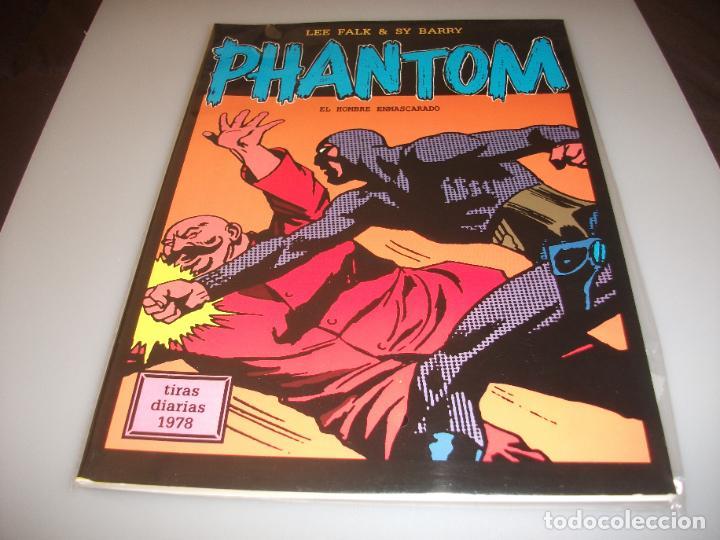 PHANTOM MAGERIT TIRAS DIARIAS Y PLANCHAS DOMINICALES 1978 (Tebeos y Comics - Magerit - Phantom)