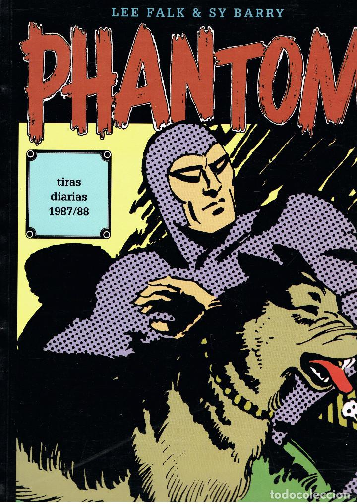 PHANTOM (EL HOMBRE ENMASCARADO) POR LEE FALK Y SY BARRY. VOLUMEN XL TIRAS DIARIAS 1987/88 (Tebeos y Comics - Magerit - Phantom)