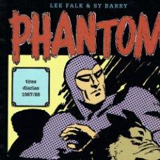 Cómics: PHANTOM (EL HOMBRE ENMASCARADO) POR LEE FALK Y SY BARRY. VOLUMEN XL TIRAS DIARIAS 1987/88. Lote 247084390