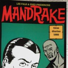 Cómics: MANDRAKE DE FRED FREDERICKS TIRAS DIARIAS DE 1980. Lote 261566710