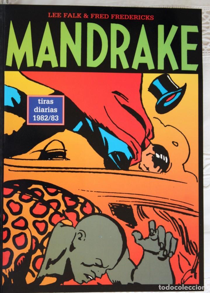 MANDRAKE DE FRED FREDERICKS TIRAS DIARIAS DE 1982/83 (Tebeos y Comics - Magerit - Mandrake)