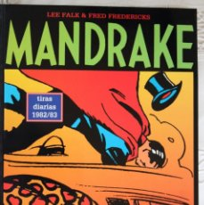 Cómics: MANDRAKE DE FRED FREDERICKS TIRAS DIARIAS DE 1982/83. Lote 261568225