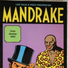 Cómics: MANDRAKE DE FRED FREDERICKS TIRAS DIARIAS DE 1983. Lote 261568505