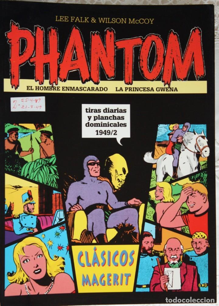 PHANTOM WILSON MCCOY VOLUMEN XXIII - 1949/2 (Tebeos y Comics - Magerit - Mandrake)
