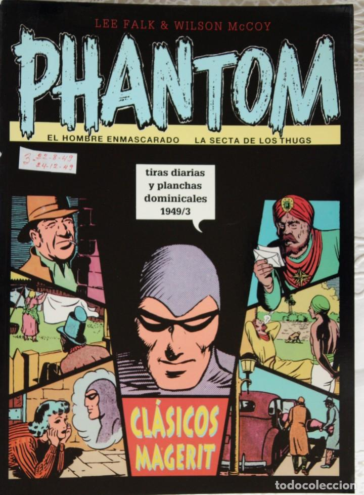 PHANTOM WILSON MCCOY VOLUMEN XXVII - 1949/3 (Tebeos y Comics - Magerit - Mandrake)