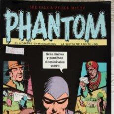 Cómics: PHANTOM WILSON MCCOY VOLUMEN XXVII - 1949/3. Lote 261571815