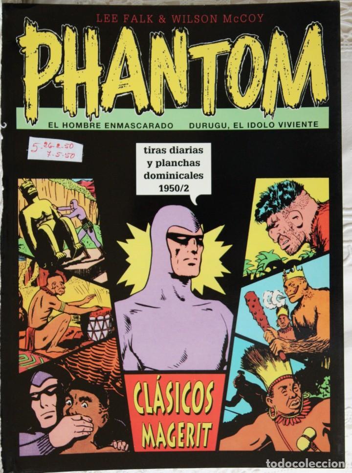 PHANTOM WILSON MCCOY VOLUMEN XXIX - 1950/2 (Tebeos y Comics - Magerit - Mandrake)