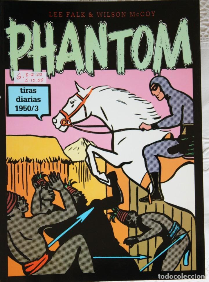 PHANTOM WILSON MCCOY VOLUMEN XXXII- 1950/3 (Tebeos y Comics - Magerit - Mandrake)