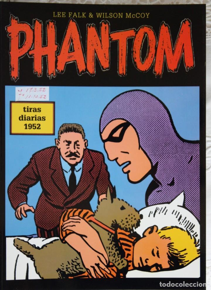 PHANTOM WILSON MCCOY VOLUMEN XXXVIII- 1952 (Tebeos y Comics - Magerit - Mandrake)