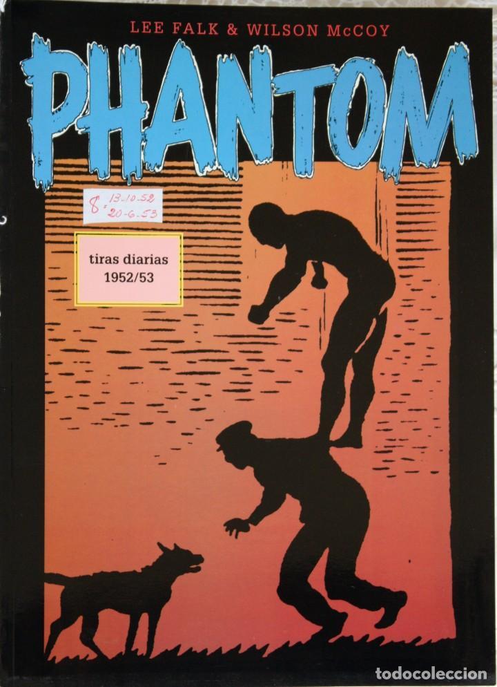 PHANTOM WILSON MCCOY VOLUMEN XXXIX- 1952/53 (Tebeos y Comics - Magerit - Mandrake)
